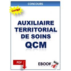 QCM Auxiliaire de soins territorial. Aide-soignant. Aide médico-psychologique. Assistant dentaire