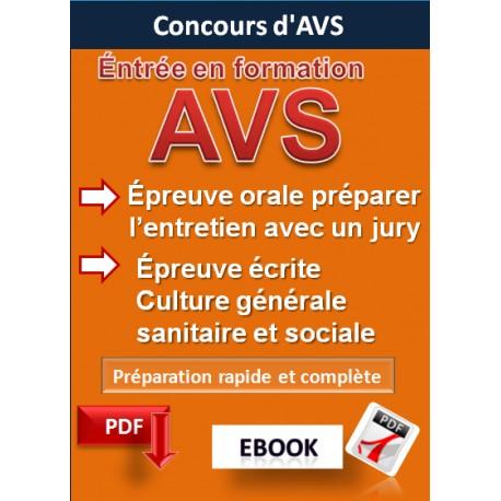 PRÉPARATION AU CONCOURS D'ENTRÉE EN ÉCOLE D'AUXILIAIRE DE VIE SOCIALE