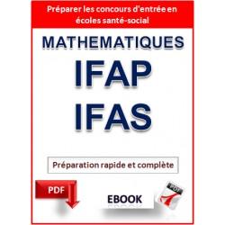 IFAP/IFAS Mathématiques.  Préparation au concours