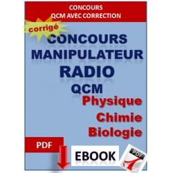 Le concours d'entrée aux écoles de manipulateur en électroradiologie médicale