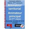 Animateur territorial, animateur principal de 2ème classe, préparation au concours