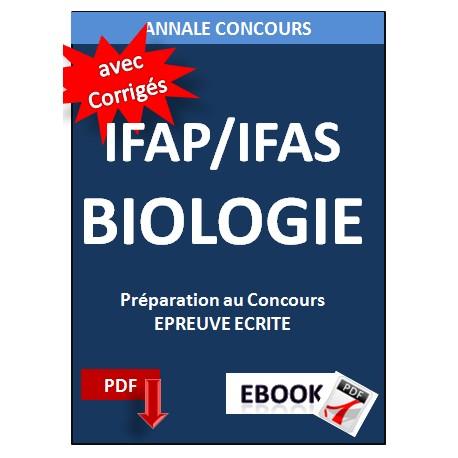 IFAP/IFAS Exercices Corrigés de biologie
