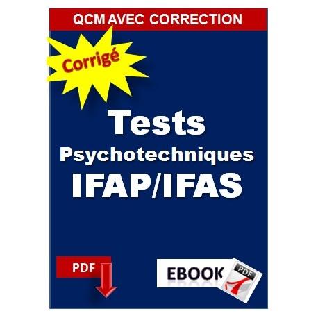 Tests psychotechniques pour réussir le concours IFAP