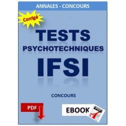 IFSI tests psychotechniques pour préparer le concours d'entrée.
