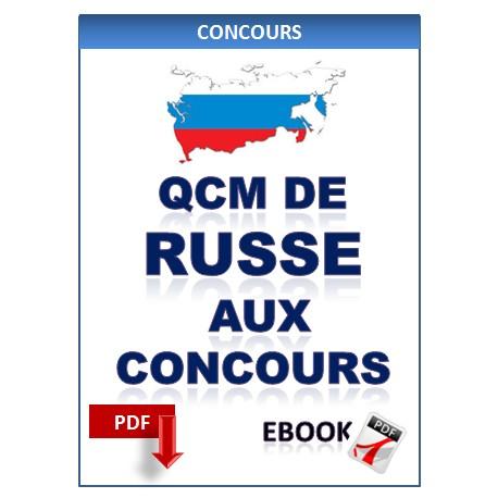 Qcm de russe aux concours