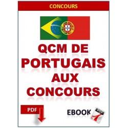 Qcm de portugais aux concours