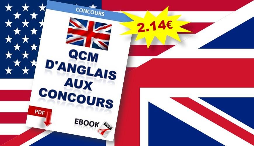 QCM Anglais