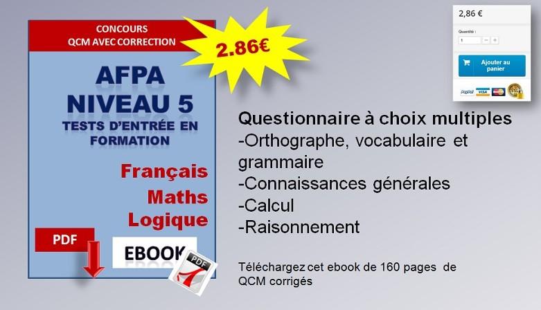Questionnaire à choix multiples  Orthographe, vocabulaire et grammaire Connaissances générales  Calcul  Raisonnement.